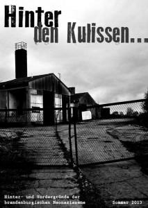 """Die """"Hinter den Kulissen"""" 2013"""